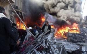 291115 @FraihAlanzi RuAF airstrikes on Ariha market caused 44 casualties today