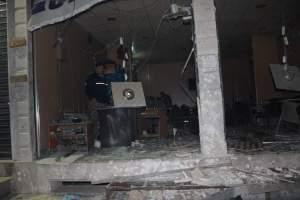 240116 @EshuAssyrian3 Aftermath of Qamishli bombing